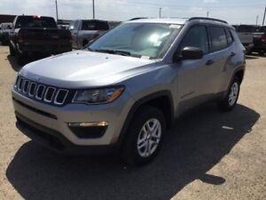 2018 Jeep Compass 4X4 SPORT               AIR CONDITIONING  TOUC