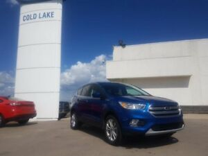 2017 Ford Escape SE 4WD, ECOBOOST FUEL EFFICIENT, BLOCK HEATER,