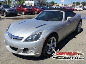 Saturn SKY Convertile Red Line Turbo Cuir MAGS 2007