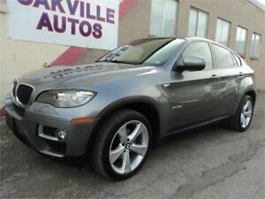 2014 BMW X6 xDrive35i NAVIGATION SPORT COMFORT SEATS SAFETY INC