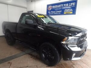 2016 Ram 1500 TRADESMAN 4x4 REGULAR CAB