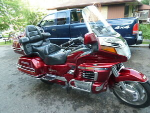 1993  Gold Wing 1500cc