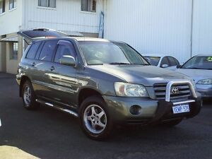 2003 Toyota Kluger Green Automatic Wagon Embleton Bayswater Area Preview