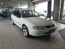 1999 Holden Commodore VT Executive White 4 Speed Automatic Wagon Thornleigh Hornsby Area Preview