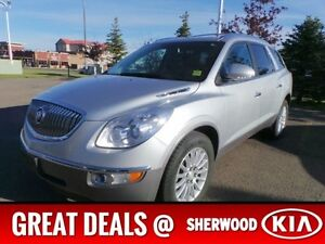 2011 Buick Enclave AWD CXL Accident Free,  Leather,  Back-up Cam