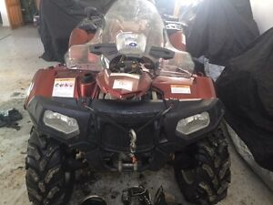 2010 sportsman 850 for parts