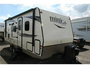 JUST ARRIVED!!2015 ROCKWOOD MINI LITE 2504S!!BUNKS!!