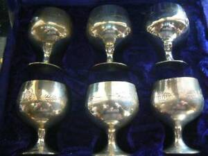 sterling silver goblets Carramar Wanneroo Area Preview