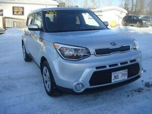 "2014 Kia Soul LX ""ACROSS FROM PEPPERCREEK"""