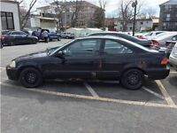 Honda Civic 2dr Cpe DX Manual 1997