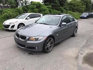 2011 BMW 328i xDrive, 48198 Km, Safety & ETEST for ON or QC INC