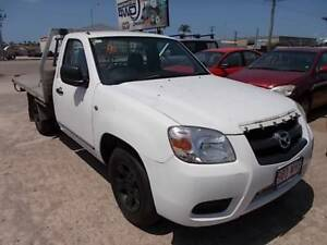 2010 Mazda BT-50 Ute Mount Louisa Townsville City Preview