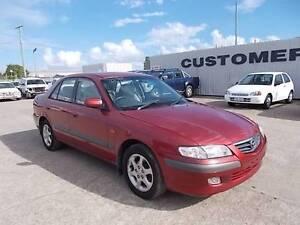 1999 Mazda 626 Sedan Mount Louisa Townsville City Preview