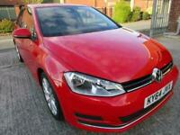 2014 Volkswagen Golf 2.0 GT TDI BLUEMOTION TECHNOLOGY 3DR Hatchback Diesel Manua