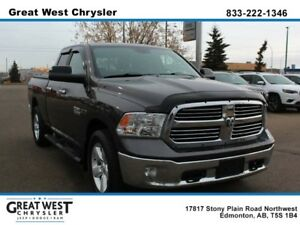 2015 Ram 1500 SLT (HEATED SEATS, HEATED STEERING, NAV, BACKUP CA