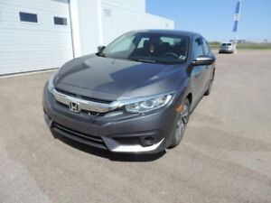 Beautiful! Low Km! 2016 Honda Civic Ex Cvt with Honda Sensing