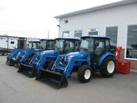 Winter is Coming Come view our tractors  from 25 HP and up