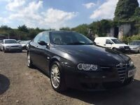 2004 Alfa Romeo 156, starts and drives very well, MOT until 1st September, leather interior, clean i