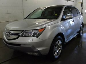 2009 Acura MDX Technology AWD - SUNROOF - LEATHER - GPS NAVIGATI