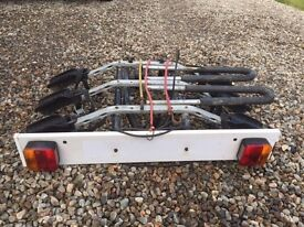 Cycle Carrier Tow Bar Mounted (3 Bike)
