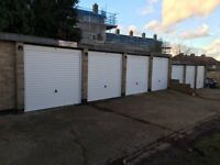 Lockup and leave garage in Chessington