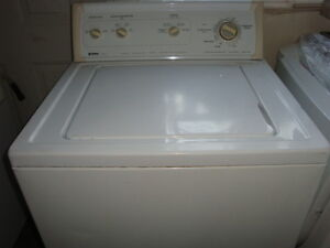 Kenmore heavy duty super capacity plus washer,