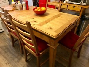 Kitchen Table by Brick