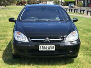 2002 Citroen C5 V6 Exclusive Black 4 Speed Sports Automatic Hatchback Mile End South West Torrens Area Preview