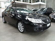 2012 Renault Latitude X43 MY12 Luxe Black 6 Speed Sports Automatic Sedan Essendon Moonee Valley Preview