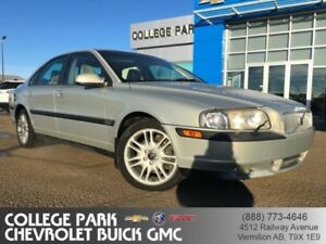 2000 Volvo S80  GREAT PARTS CAR OR FIXER UPER