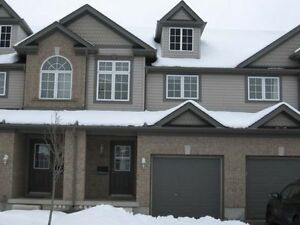 3 bedroom townhouse for sale in Guelph