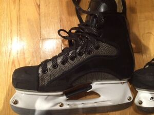 Mission Hockey skates New Size 8