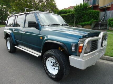 1996 Nissan Patrol RX (4x4) 5 Speed Manual 4x4 Wagon Chermside Brisbane North East Preview