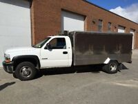 Established Coffee Truck & Route - FOR SALE
