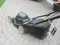 Big heavy duty CraftsmanElectric Lawnmower For Sale