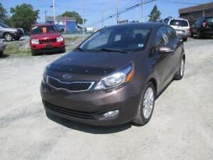 2012 Kia Rio EX GDI $58 WKLY- SUN ROOF - BACK UP CAMERA!!