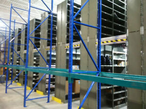 New and used pallet racking and shelving at great prices!