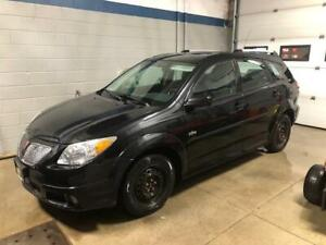 2006 Pontiac Vibe AWD leather just 79000 Kms $6995