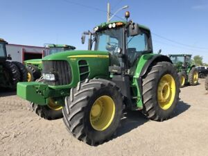JOHN DEERE 7530 PREMIUM TRACTOR LOADER READY - YEAR-END BLOWOUT