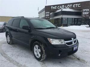 2010 Dodge Journey 2.4 ,4 cyl , March MVI , 150 kms , 5 seater