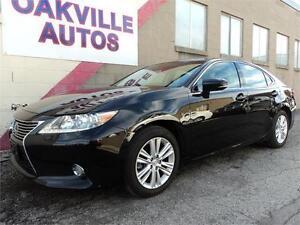2013 Lexus ES 350 NAVIGATION PREMIUM B/CAMERA LOADED SAFETY INCL