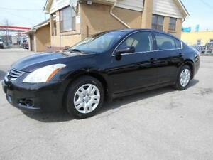 2012 NISSAN Altima 2.5 S Automatic Certified & E-Tested 176,000K