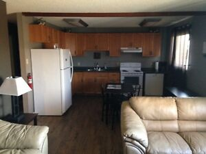 FOX CREEK FULLY FURNISHED 2 BEDROOM SUITE FOR RENT