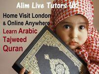 Arabic ⭐ Quran ⭐ Tajweed ❌ Home Tuition In London & Essex 🔷 Specialised In Autistic Children