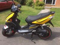 TGB R50X Sport scooter