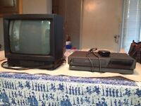 TV with VCR