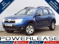 2013 63 DACIA DUSTER 1.5 AMBIANCE DCI 5D 107 BHP DIESEL