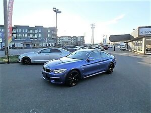 2015 BMW 4 Series 435i xDrive M Pkg