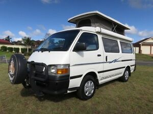 2003 Toyota Hiace Camper – AUTO – 5 SEATS Glendenning Blacktown Area Preview