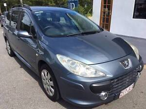 2005 Peugeot 307 Wagon XS Diesel done only 155,000 km East Brisbane Brisbane South East Preview